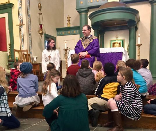2018.03.18 Family Mass (St. Andrew)