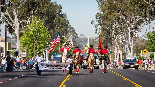 2017 Norco Horseweek Parade