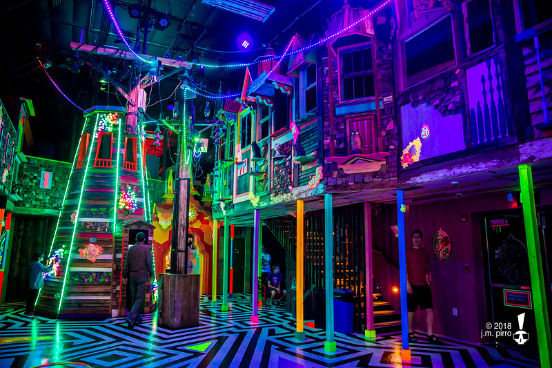 Meow Wolf: The House Of Eternal Return