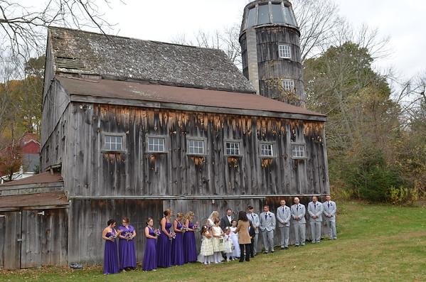 The Cedio Wedding - 10/24/15