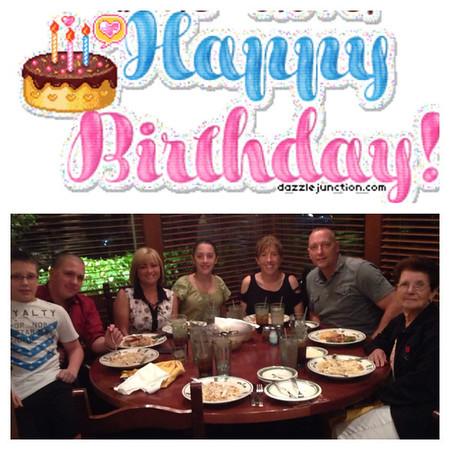 Amy's 42nd Birthday