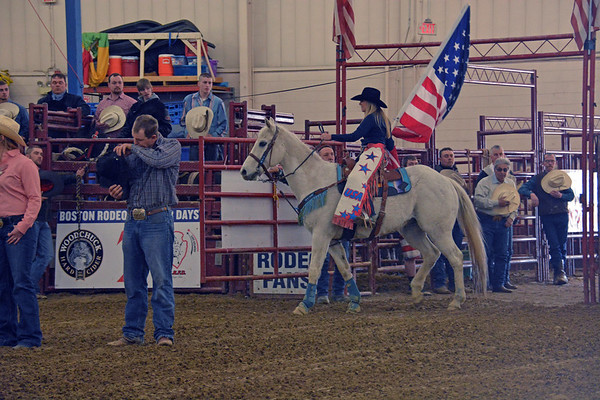 Boston Rodeo Frontier Days