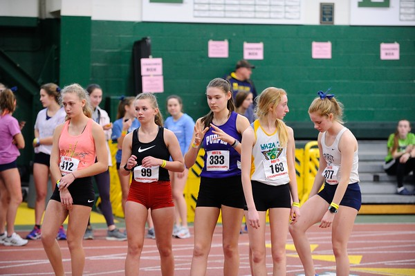 Day One - 3200 Run GIRLS - 2019 MITS State
