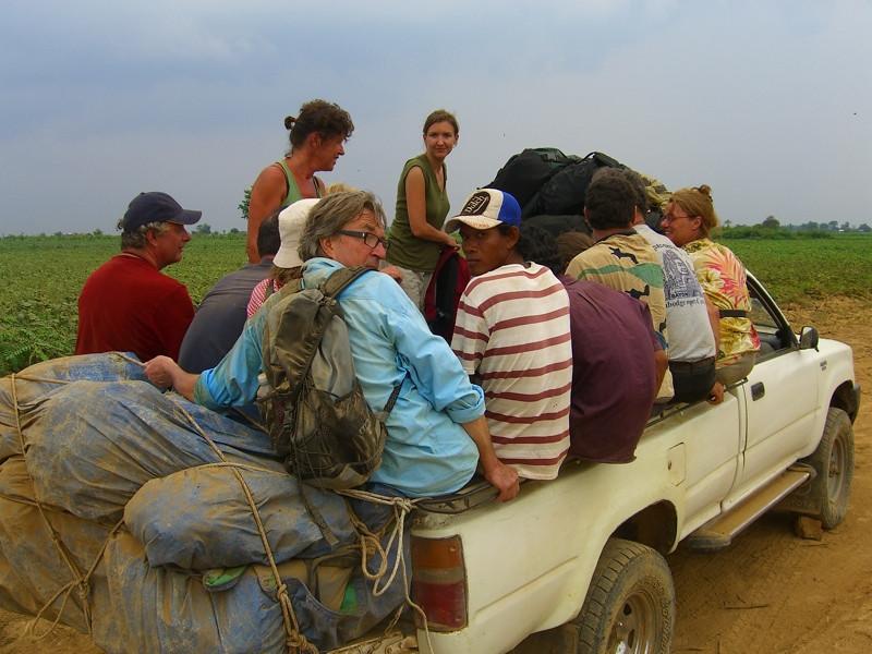 Full Truck - Battambang, Cambodia
