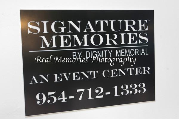 Signature Memories Grand Opening