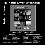 10.08.2017 - Black & White Art Exhibition