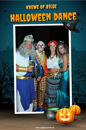 Krewe of Bilge Fall Halloween Dance