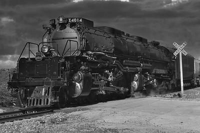 """UP 4014 """"Big Boy"""" Locomotive"""