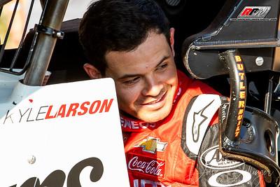 Lincoln Speedway - 7/2/18 - David Dellinger
