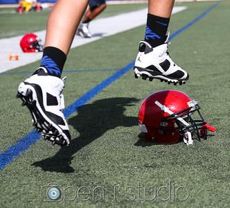 2014 Middle School Football