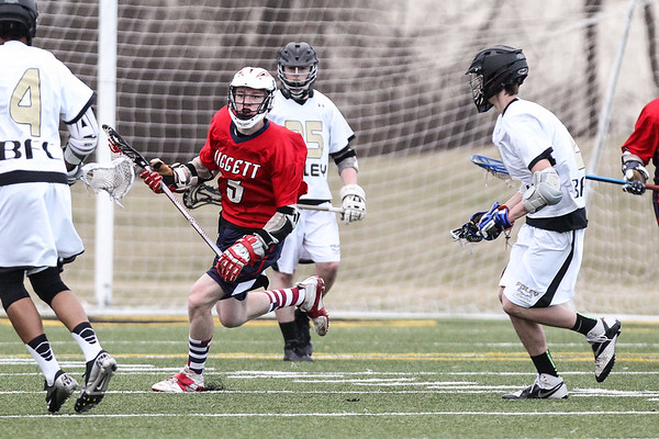 Varsity LAX vs. Bishop Foley April 11, 2014