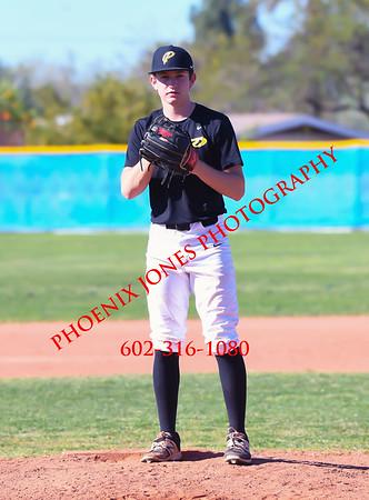 3-7-2020 - St Johns v Phoenix Country Day School - Desert Classic - Baseball
