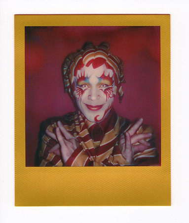 Kooza Polaroid (Gold)
