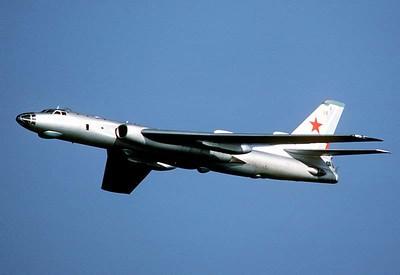 """Tupolev Tu-16 """"Badger"""" bomber"""
