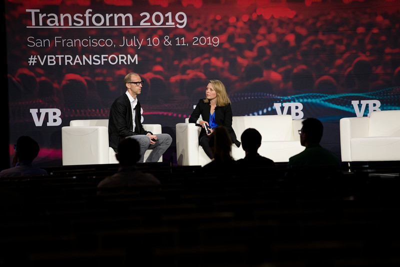 Business AI Integration Stage	Nick Rockwell, EVP & CTO, The New York Times	News in the age of Algorithmic Recommendation	Jaime Fitzgibbon, Innovation Strategist & Director of the San Francisco Innovation Hub, Booz Allen Hamilton