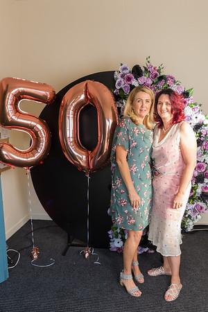 Vanessa's 50th! (Formal Photos)