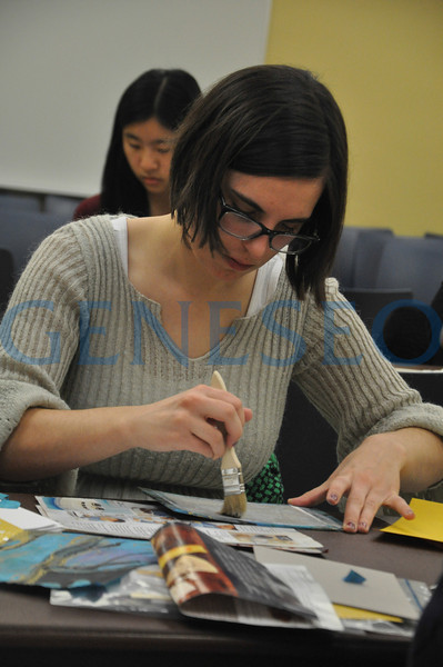 Bookmaking Class (Photos by SH '17)