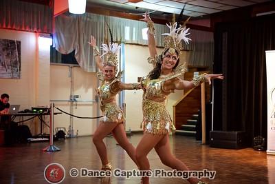 Courtney & Kate - Pro Am Samba