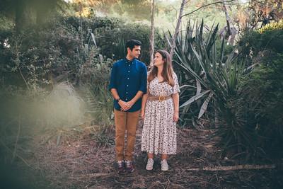 Irene & Miguel Ángel. Preboda.