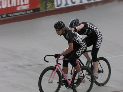 2012 Alpenrose Madison races
