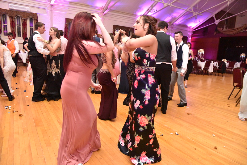 Clarence Prom 2017