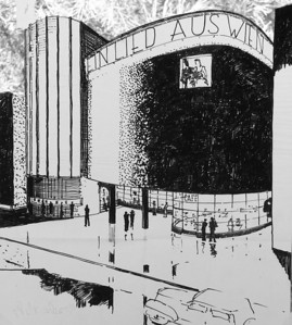 Allenby Cinema - 1935