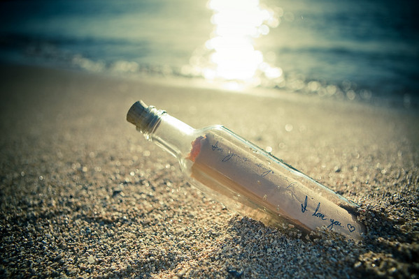 Message In A Bottle Series