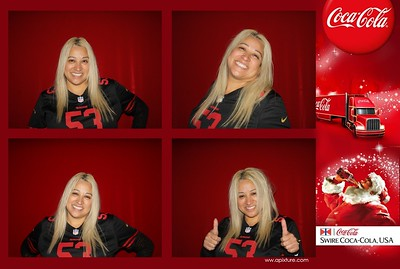 Coca Cola Glendale Holiday Party 2016