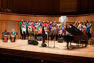 Kako Foundation Fund raiser w/Echoes of Peace Choir et al