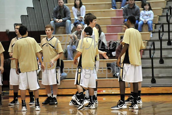 Berks Catholic VS Strawberry Mansion Boys Basketball 2011 - 2012