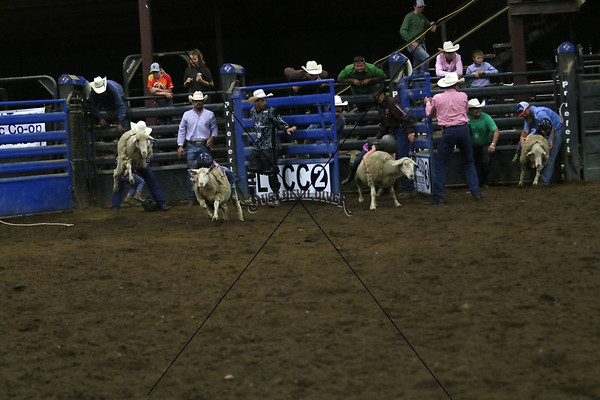 Saturday Night Mutton Bustin II