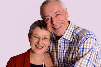 Alan and Gill