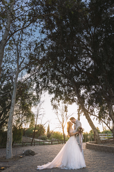 Brian + Mabelle Temecula Wedding