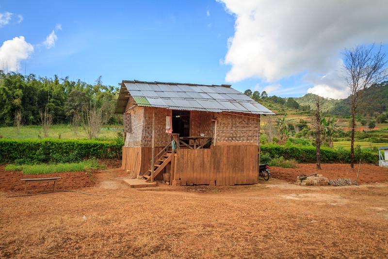 Myin Ma Htie Village