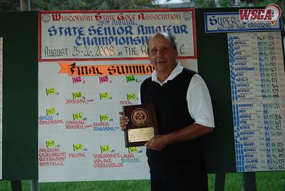 2008 Senior Amateur Championship