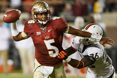 2013 FSU Football v Miami