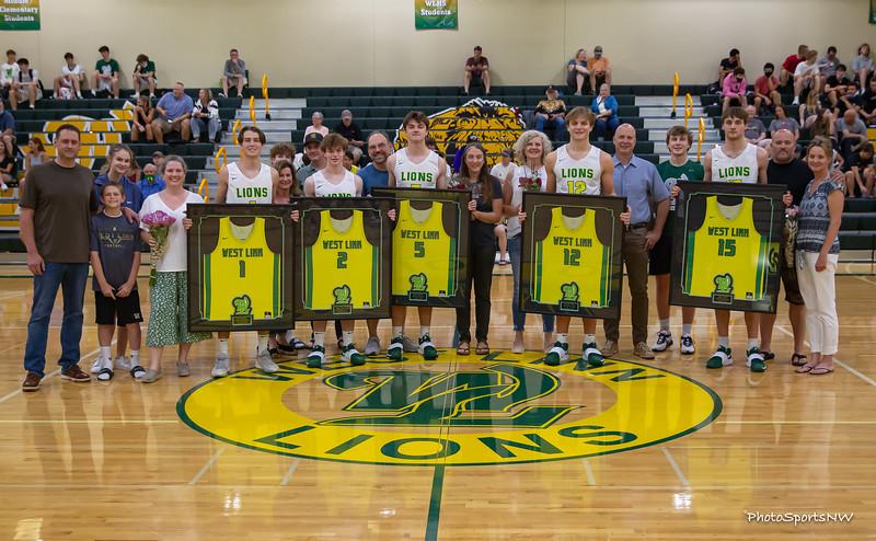 2021 West Linn Varsity Basketball