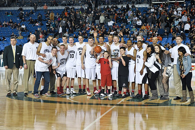 <center>March 3, 2012 <br> - 3rd Place - <br> 4A State Tournament</center>