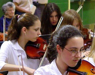Orchestra - Spring 2004 Concert