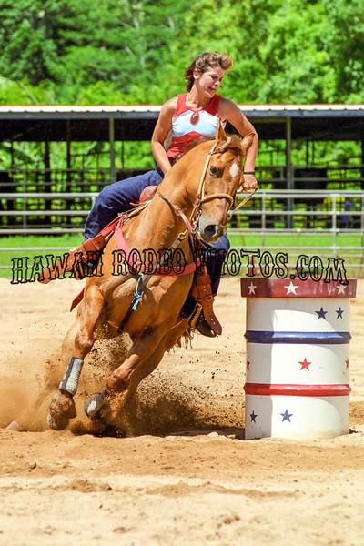 WOMENS RODEO AUGUST 11 1998
