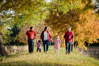Iliana & Mario Family photo shoot