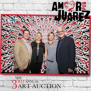 Amor Por Juarez 3rd Annual Art Auction | Nov. 2nd 2013
