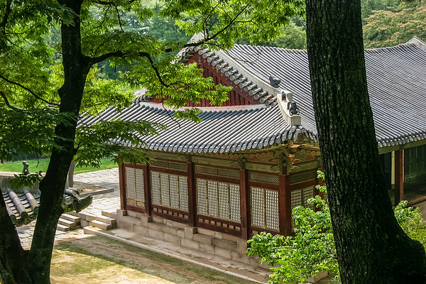 Seoul: temples and palaces