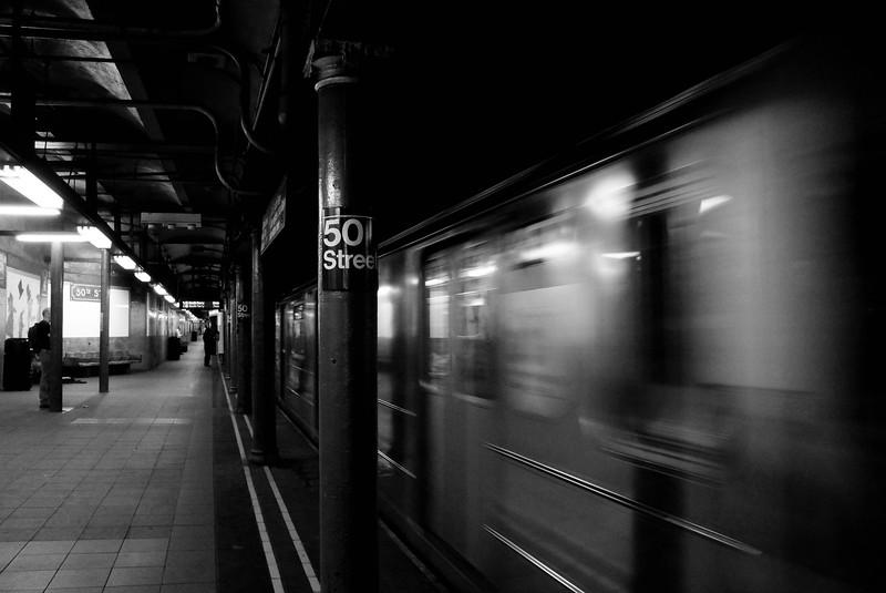 Take the C train