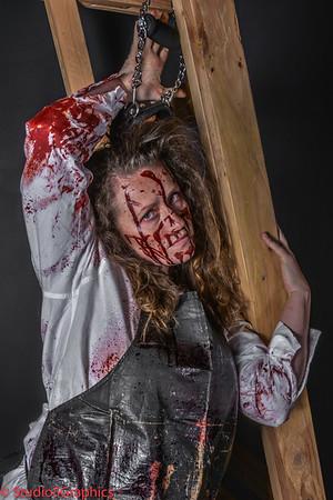 Butcher Halloween Shoot the Sledge Hammer of Tuckwillia