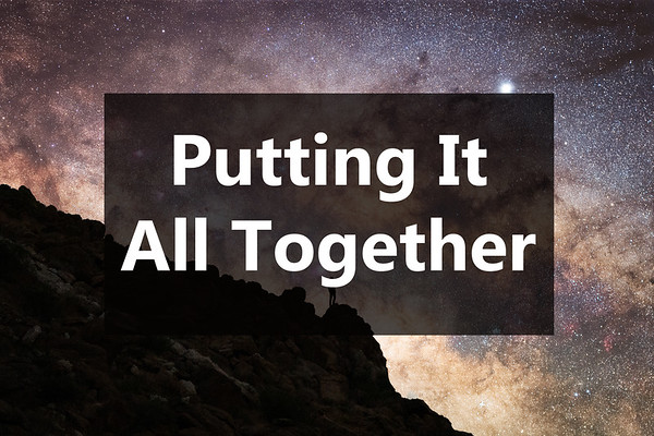 Star Tales: Putting it all Together