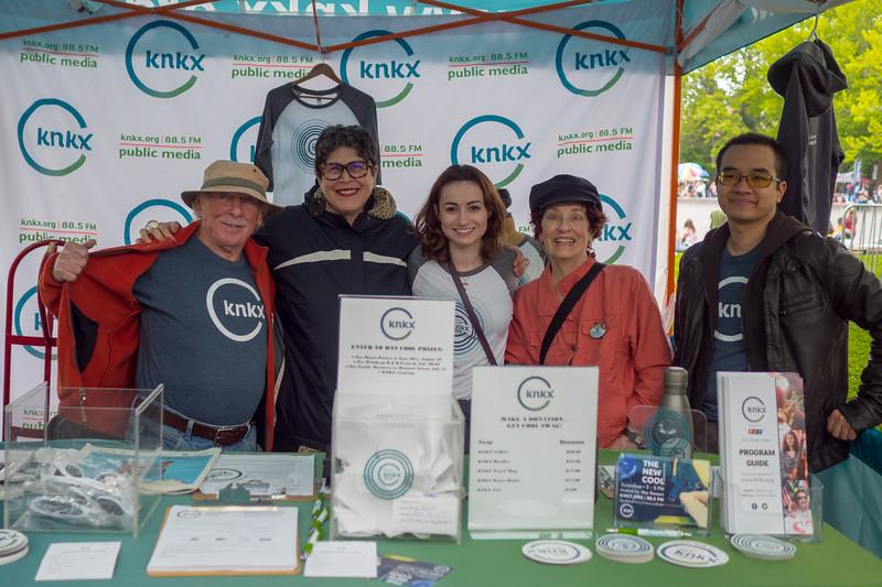 KNKX ~ Seattle FolkLife Festival 2018