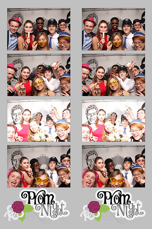 Eton Academy Prom - Roostertail