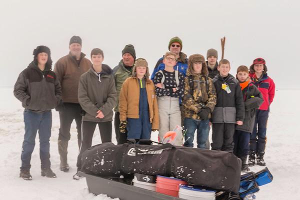Troop 79 Ice Fishing