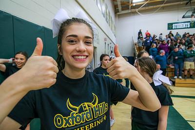 2020-01-28 Oxford Hills vs. Lewiston Girls' Basketball